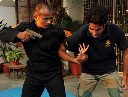 Shifu Kanishka Combatives