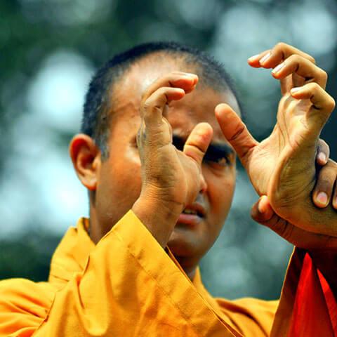 Shifu Kanishka Sharma, Indian Martial arts expert  Masters